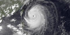 В Китае ожидают приход тайфуна «Аэре»