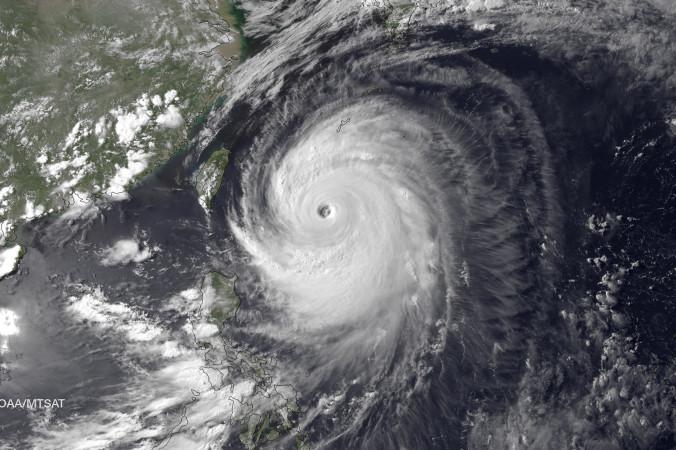 Тайфун, Неогури