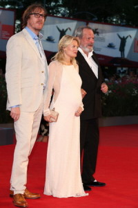 'The Zero Theorem' Premiere - The 70th Venice International Film Festival