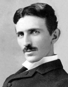 Никола Тесла. Фото: Wikimedia Commons