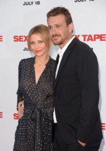 "Premiere Of Columbia Pictures' ""Sex Tape"" - Arrivals"