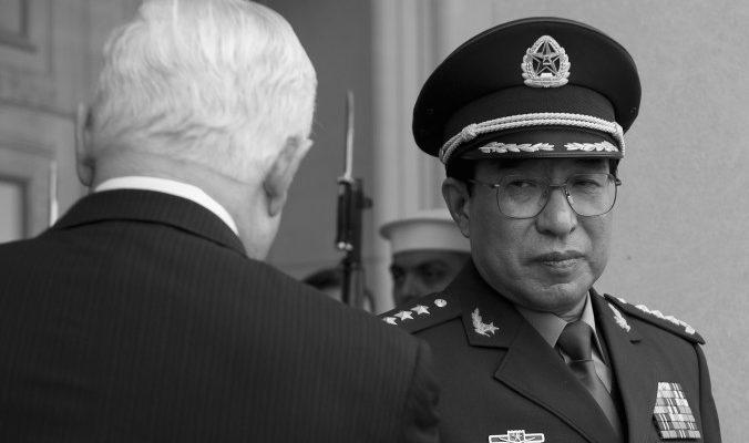 Китайский лидер консолидирует власть посредством чисток