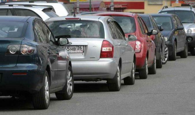 Бесплатную парковку по выходным в центре столицы могут отменить