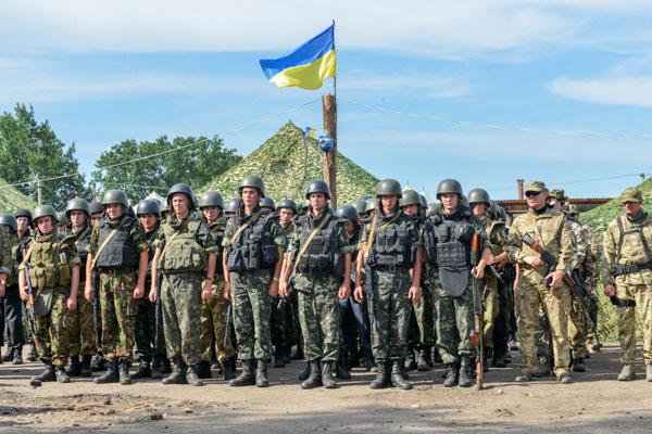 новости Украины, гибель, бойцы Нацгвардии