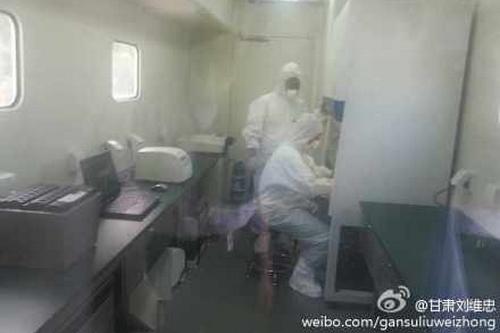В провинции Шэньси из-за чумы в карантин помещены более 150 человек. Июль 2014 года. Фото с epochtimes.com