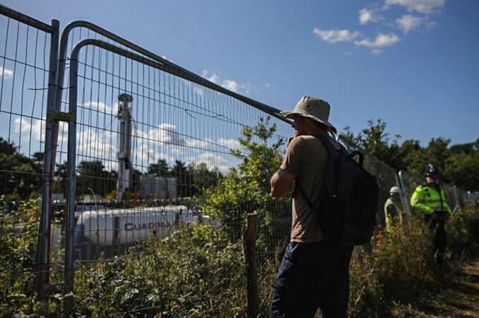 сланцевый газ, Польша, экология