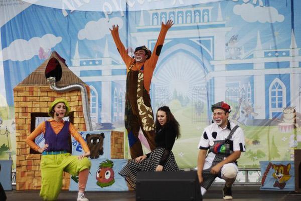 Царицино, отдых в Москве, фестиваль