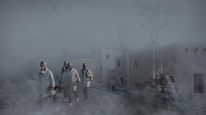 Талибы подожгли в Афганистане сотни бензовозов