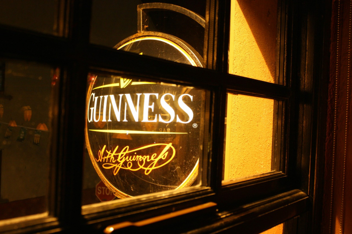 Гиннесс — рекордсмен всемирно известного пивного бренда