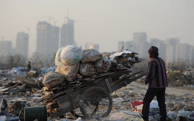 Социальное расслоение в Китае — одно из самых больших в мире