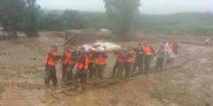 Селевой поток унёс жизни более 10 человек в китайском посёлке