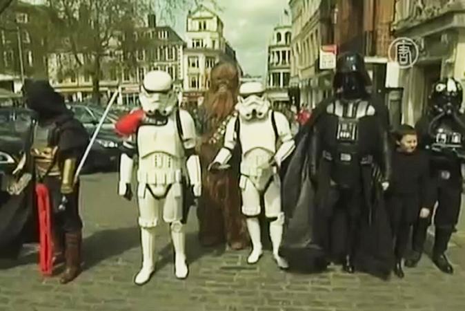 Завершился конкурс для желающих сняться в «Звёздных войнах»
