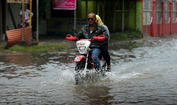 Из-за угрозы тайфуна эвакуированы тысячи жителей Филиппин