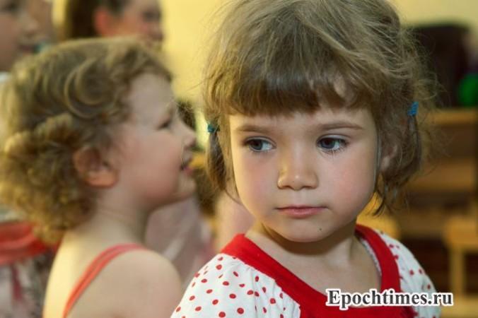 Ребёнок. Фото: Николай Ошкай/Великая Эпоха