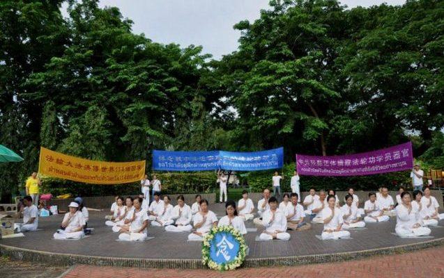 За полгода в Китае к заключению были приговорены более 400 сторонников Фалуньгун