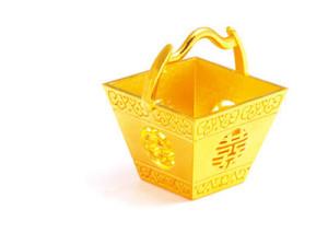 ведёрко для зерна, китайская свадьба
