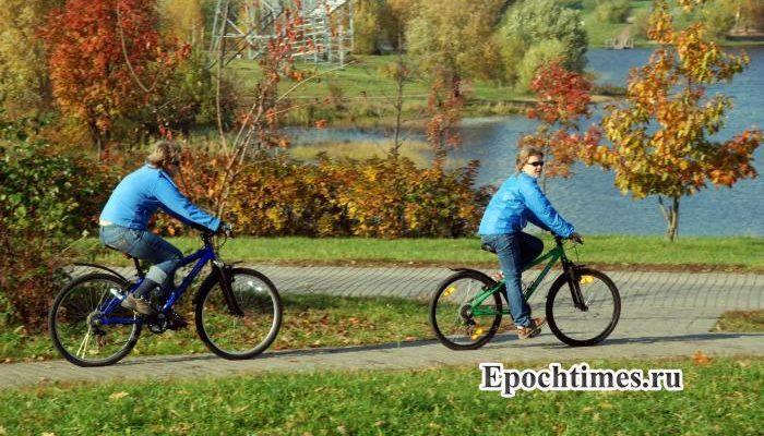 Велосипедные туры по европейским городам