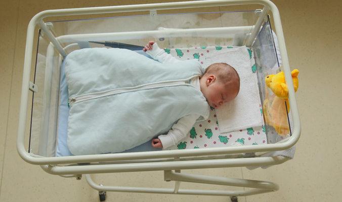 В России снизилась младенческая смертность