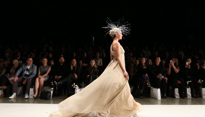 Свадебные коллекции представили на Неделе моды в Новой Зеландии