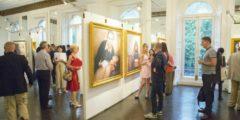 Международная выставка излучает умиротворённость в престижной лондонской галерее