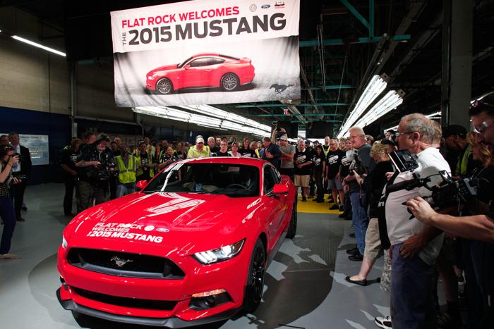 авто, Ford, Mustang