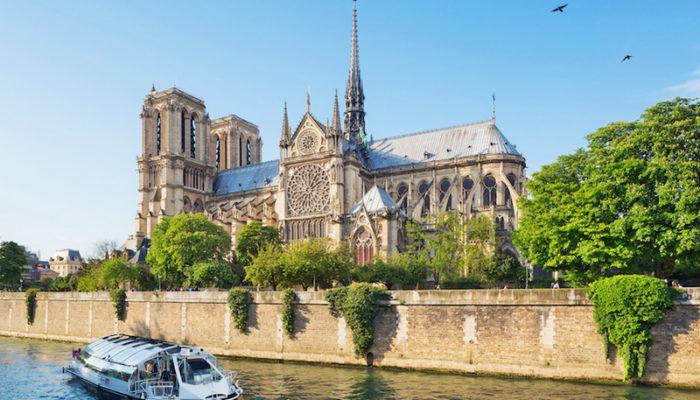 Место назначения — Париж