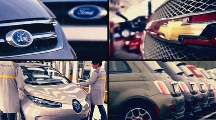 Россия может запретить импорт автомобилей, — «Ведомости»
