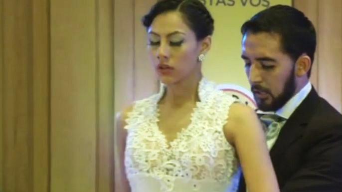 Чемпионат мира по танго зажигает Буэнос-Айрес