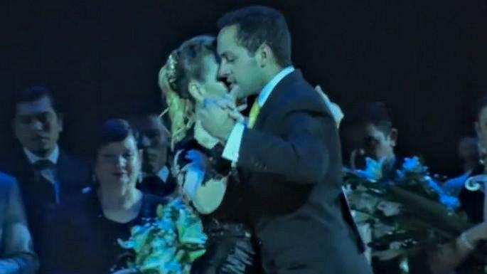 Россиянин вошёл в пятёрку лучших танцоров танго в мире