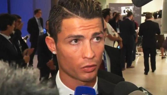 УЕФА назвала лучшим игроком сезона 2013/2014 Криштиану Роналду