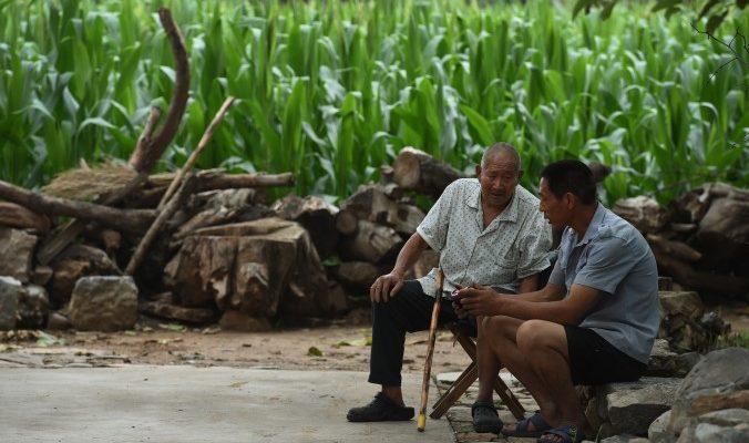 Самоубийства стариков в сёлах Китая участились