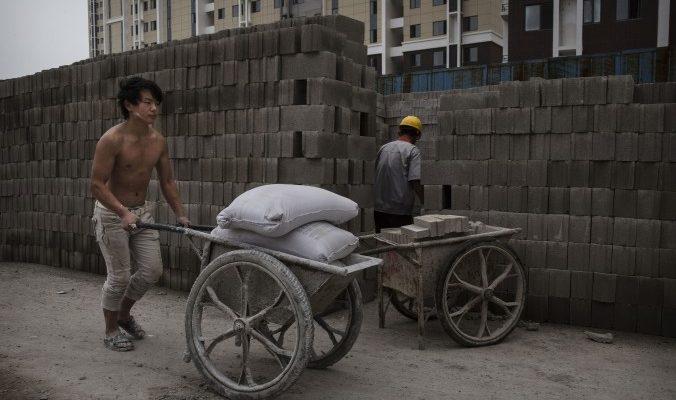 Экономические показатели Китая резко падают
