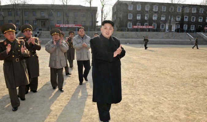 Северная Корея перебрасывает войска к китайской границе