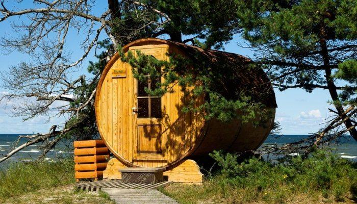 Как самостоятельно построить баню на даче
