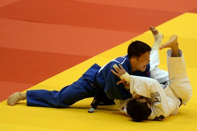 Дзюдо, спорт, борьба, чемпионат