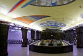 "Москва, станция ""Маяковская""  Фото: Mikhail (Vokabre) Shcherba/flickr.com"