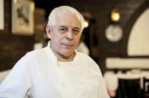 Шеф-повар El Pote Español Хосе Лариньо. Фото: Samira Bouaou/Epoch Times