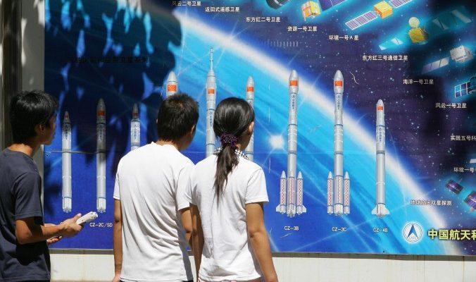 Китай снова испытал антиспутниковое оружие