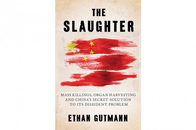 Обложка недавно опубликованной книги «Бойня» журналиста Этана Гутмана, который исследовал проблему насильственного извлечения органов в Китае. Фото: Prometheus Books