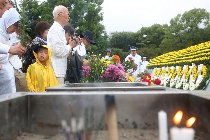Хиросима, Нагасаки, ядерное оружие, Япония
