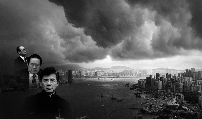 На гонконгского магната, союзника Цзян Цзэминя, подали иск