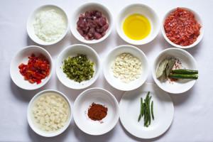 мармитако, ингредиенты для мармитако