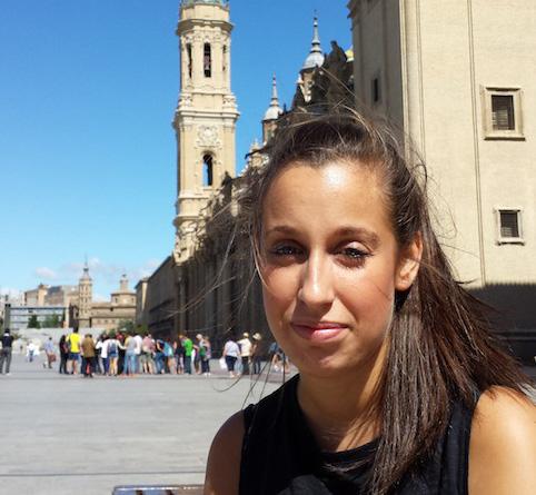 Сарагоса, Испания. Ана Синусия, 24 года, безработная: Это зависит от качества граффити, некоторые выглядят как произведения искусства, они хорошо смотрятся. Однако многие граффити портят вид, в результате чего город выглядит уродливо, и тогда это вандализм.