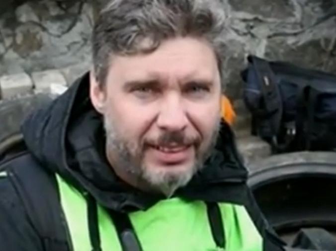 Журналист, Украина