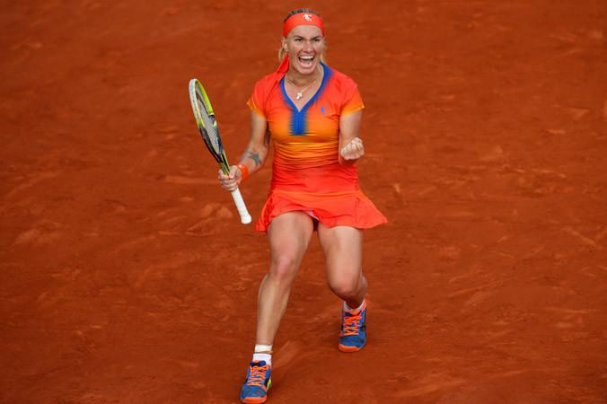теннис, Светлана Кузнецова, турнир WTA