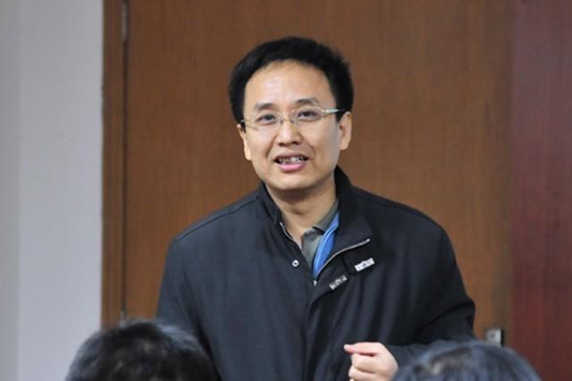 Чжан Синьчжу, китайский экономист и учёный, 12 августа был уволен антимонопольным органом при Госсовете КНР за защиту американской компании Qualcomm Incorporated. Фото: скриншот/mp.weixin.qq.com