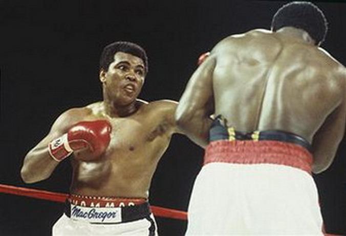 Мухаммед Али, бокс, аукцион