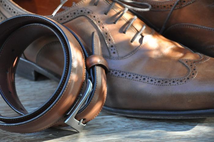 Модная мужская обувь осень-зима 2014