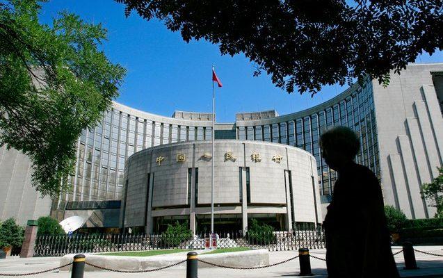Сумма депозитов в китайских банках сократилась на 1,5 триллиона юаней