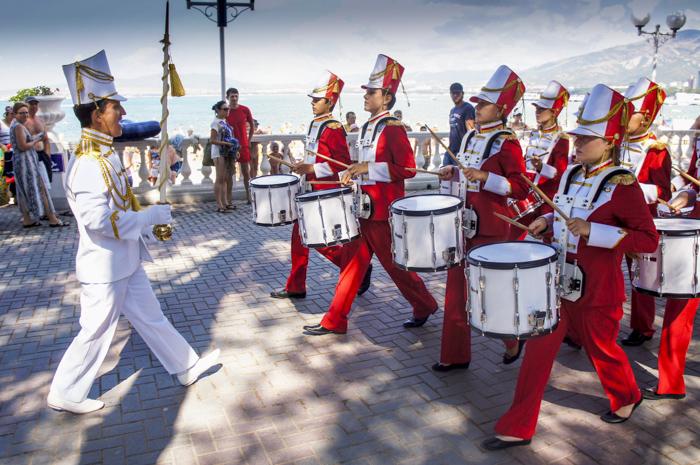 Геленджик отпраздновал День города. Фото: Андрей Михайловский/Великая Эпоха